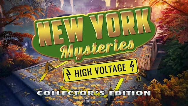 Let's Play New York Mysteries 2 PC Walkthrough