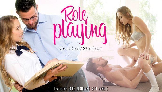 EroticaX - Sadie Blair - Role Playing, Episode 1 - idols