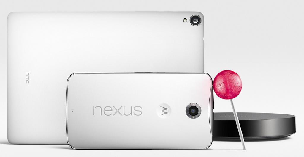 Google發表最新Nexus裝置,平板由HTC製造