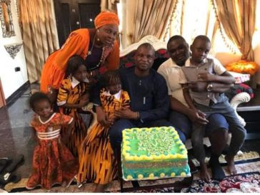 Photos: Private Birthday of Super Policeman, Abba Kyari