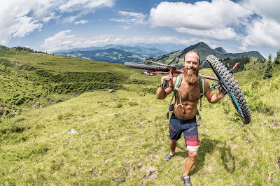 Geheimtipp Biketour in den Kitzbüheler Alpen