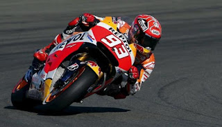 Marquez: Honda Appear Okay in Dry Track or Wet