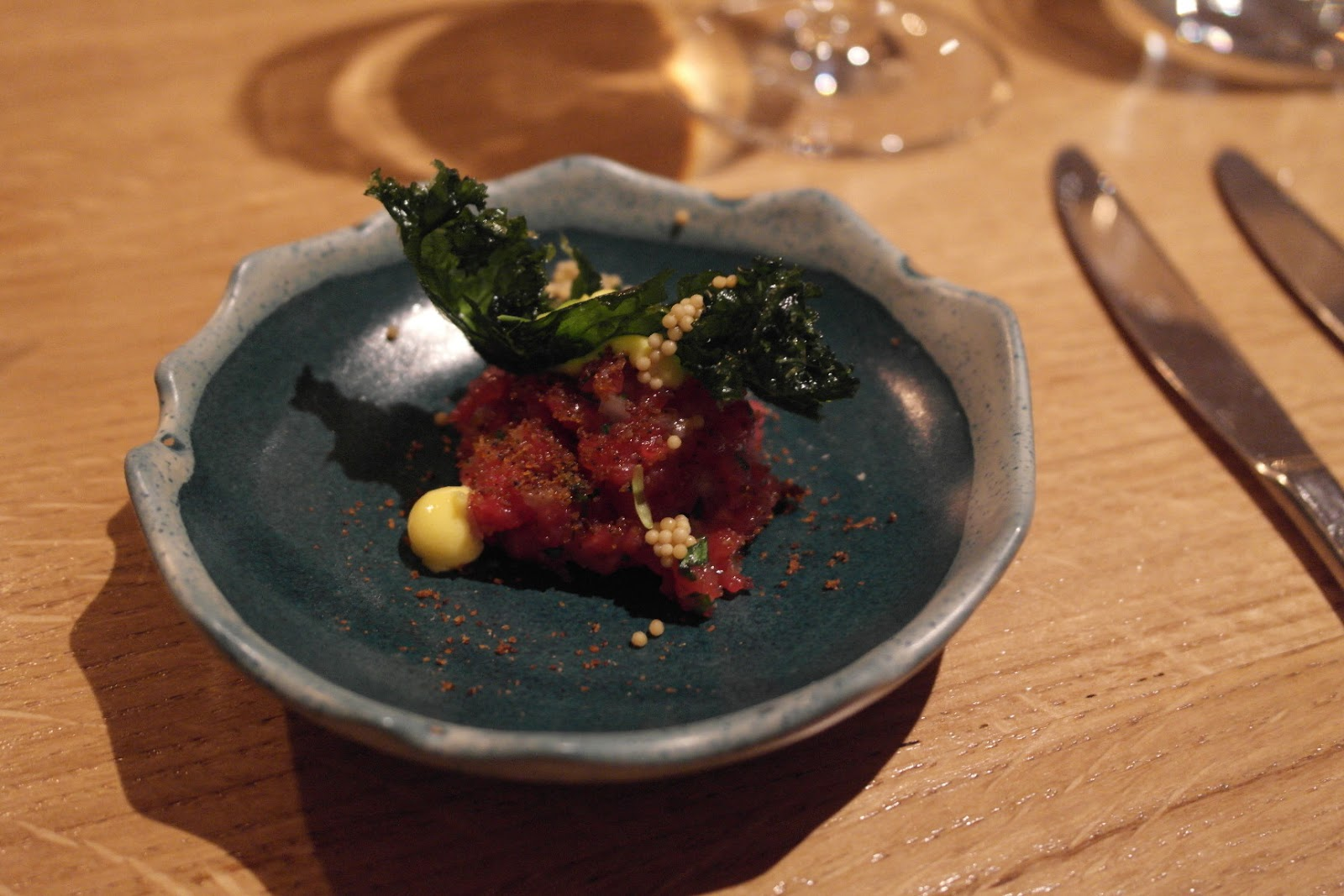 Review of Michelin Star Restaurant: Black Swan, Oldstead