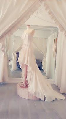 materiali ecologici abiti sposa