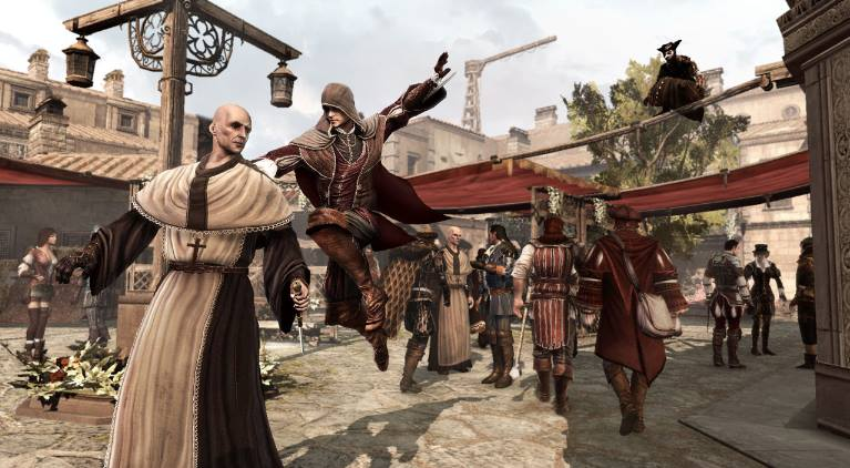 Assassins Creed Brotherhood PC Full Español