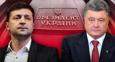 Рейтинг Зеленского почти втрое выше, чем у Порошенко