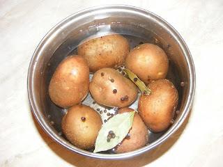 Preparare cartofi rosii retete,