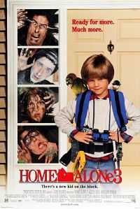 Home Alone 3 (1997) Hindi - Eng Dual Audio - Tamil 300MB Download