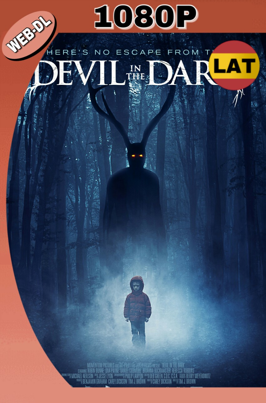 DEVIL IN THE DARK (2017) HD 1080P LATINO