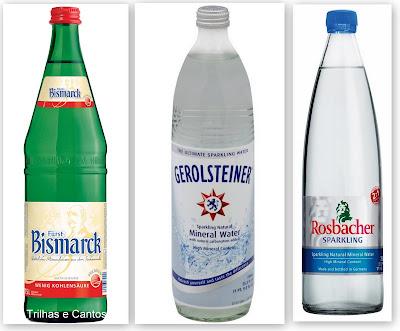 água mineral Alemanha