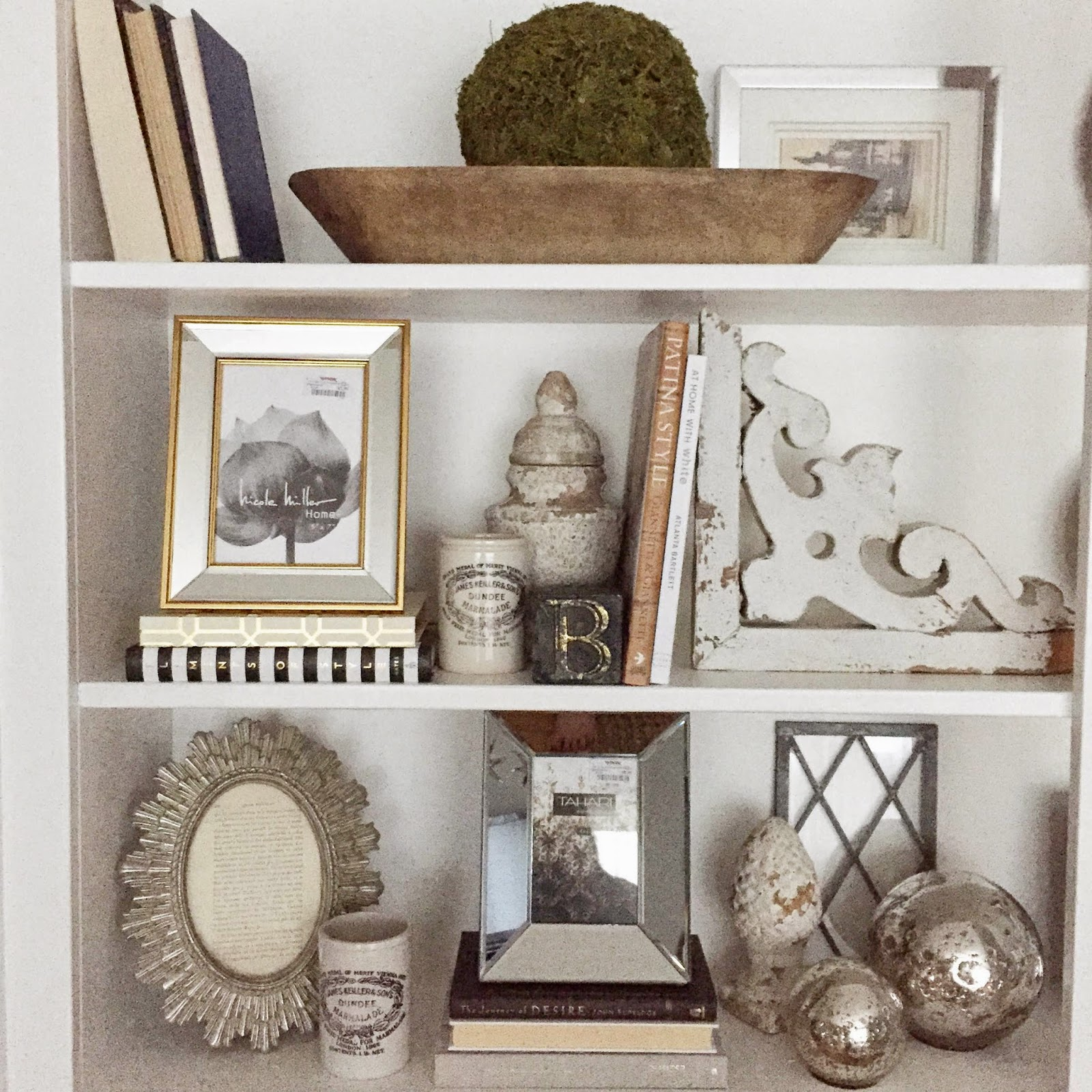 Shelves For Home Decor Ideas: 12th And White