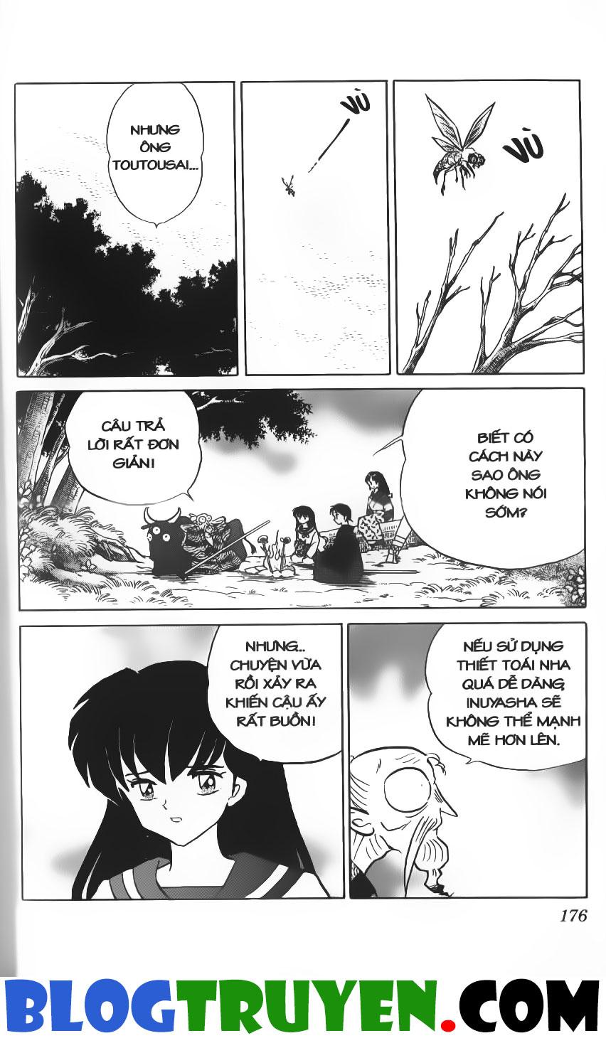 Inuyasha vol 19.10 trang 11