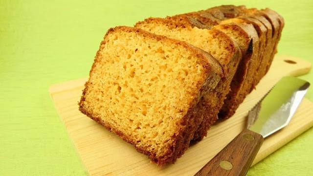 ホットケーキミックスでつくる基本のパウンドケーキ【蜂蜜風味】