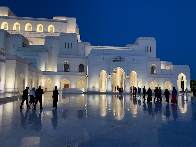 The Royal Opera House, Muscat