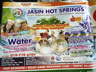 Homestay Murah Di Jasin