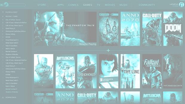 Se confirma nueva interfaz de Steam