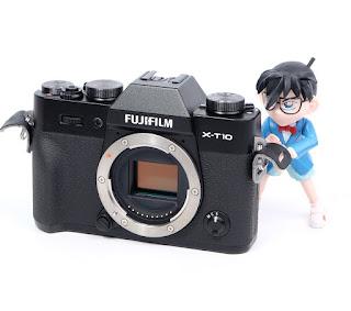 Fujifilm X-T10 BODY Only ( Black )