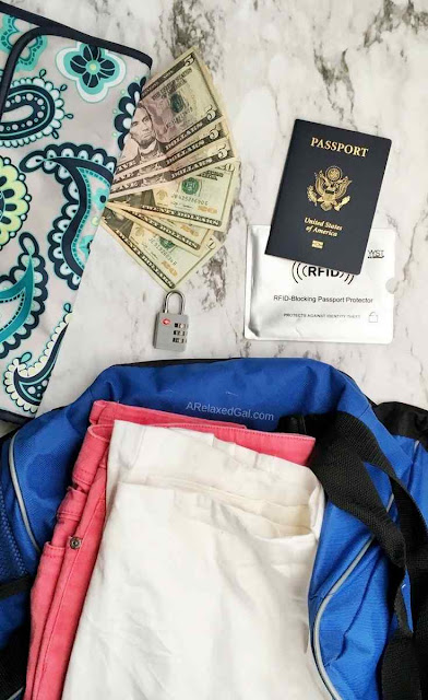 Tips for saving up so you can afford that dream vacation and not go into debt. | A Relaxed Gal: Beauty + Lifestyle