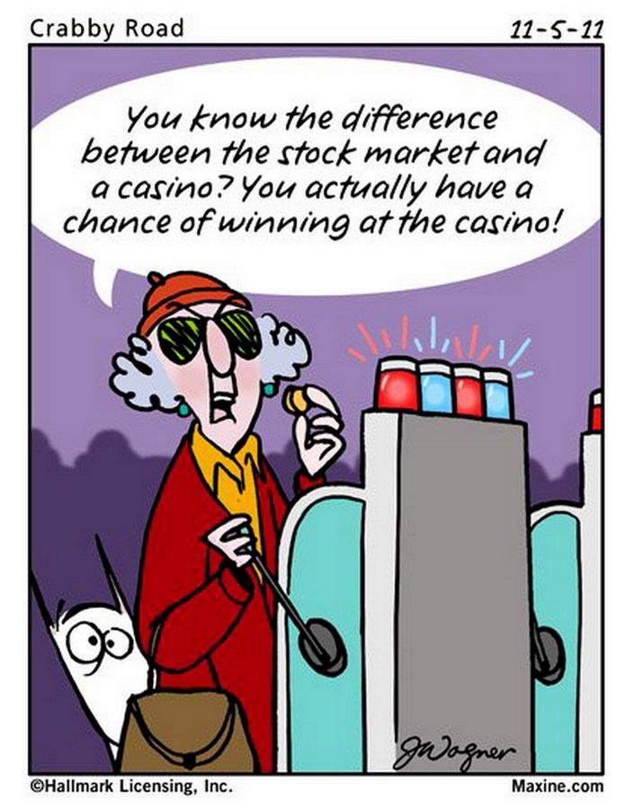 Funny Gambling Quotes