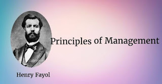 14 Principle of Contributions to Management by Henri Fayol
