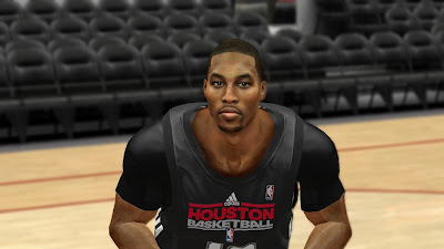NBA2K14  D12 DH12 Face Texture HD