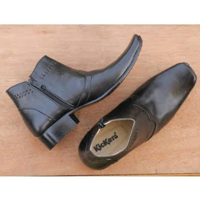 Grosir Sepatu Kulit Kerja