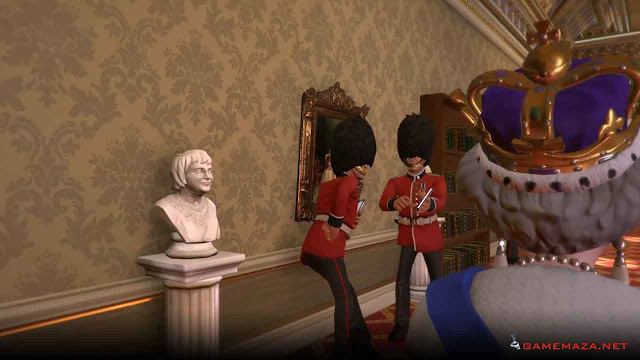 Her Majesty's Spiffing Gameplay Screenshot 1