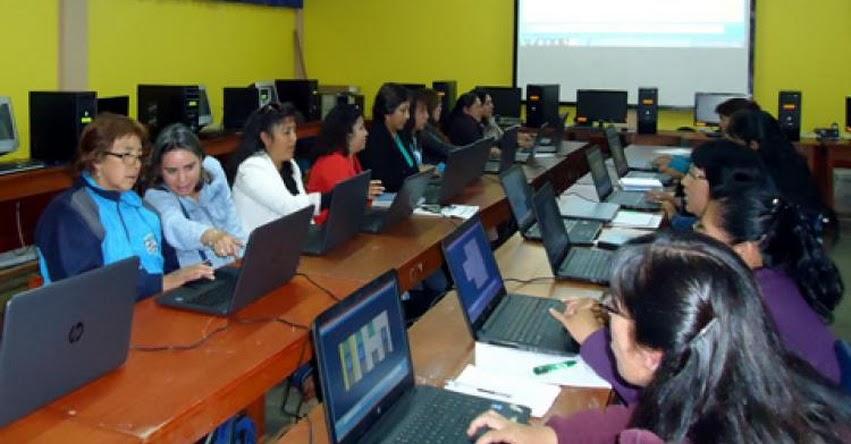 MINEDU: Más de dos mil docentes y directivos de Educación Básica Especial serán capacitados en tecnologías digitales - www.minedu.gob.pe
