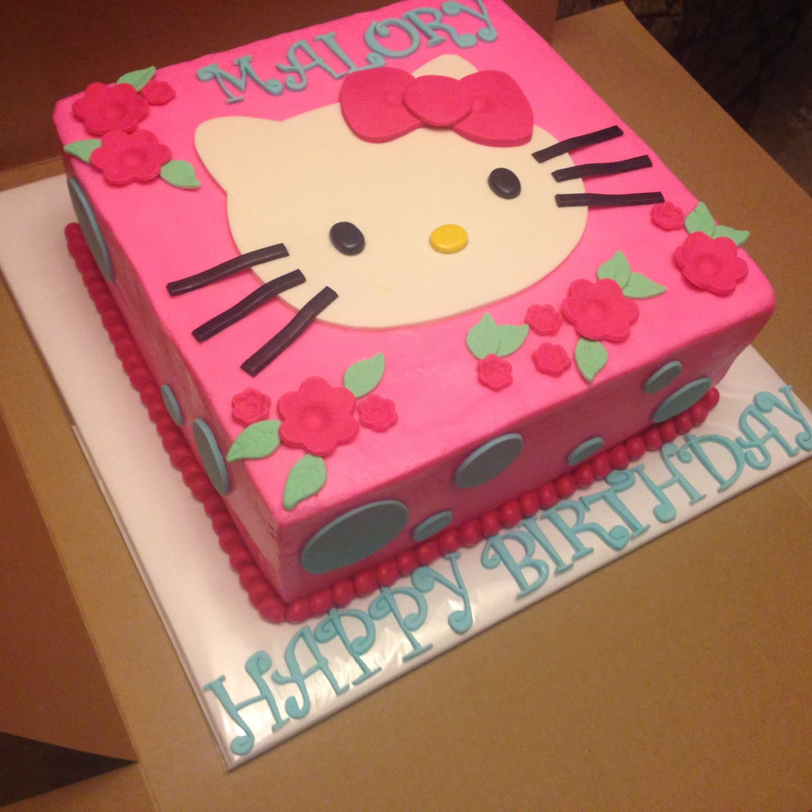 Cakes By Mindy Hello Kitty Cake 10 Quot