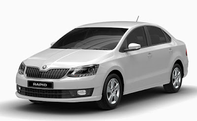 2017 Skoda Rapid Monte Carlo 25 HD Images