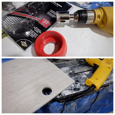 tile hole saw