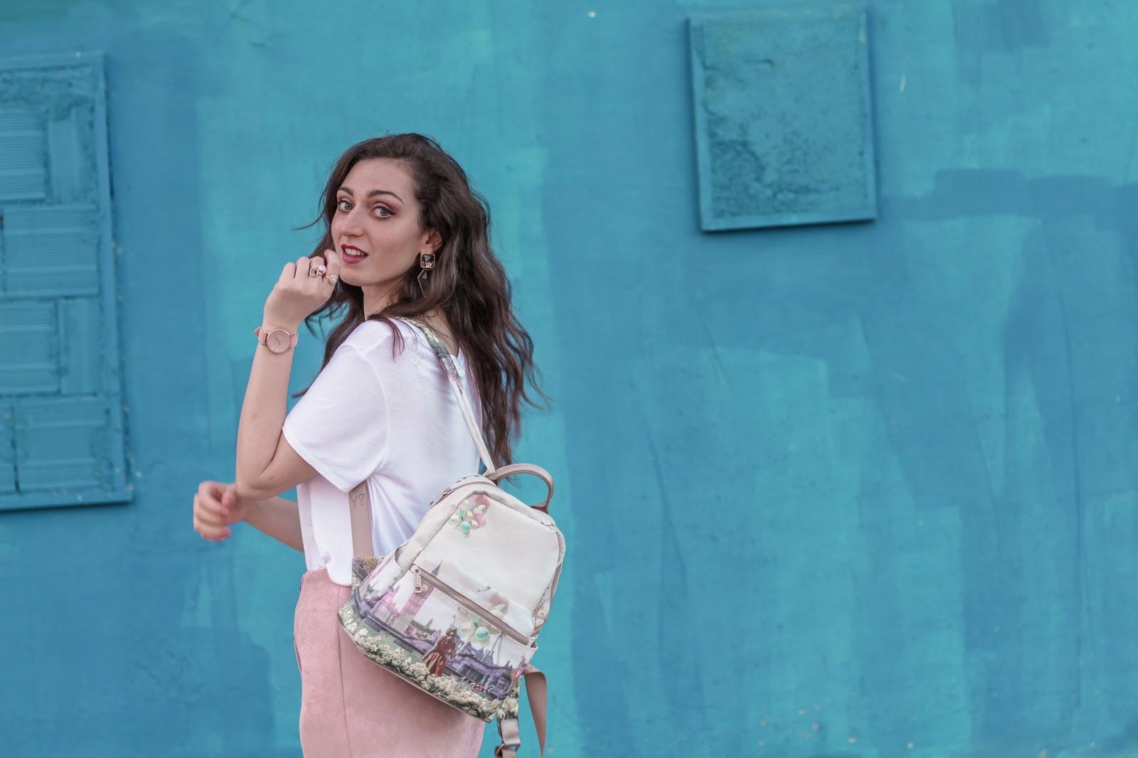ZAINO in spalla, la nuova TENDENZA: ora si porta come una borsa!