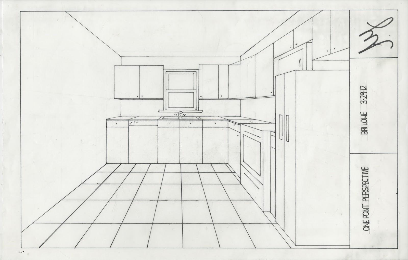 Iarc Iar 112 Kitchen Floor Plan Amp Rendering Perspectives