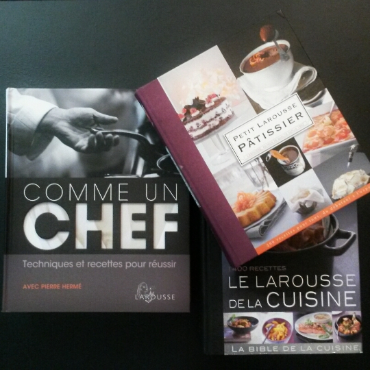 3 livres pour (presque) tout savoir cuisiner !