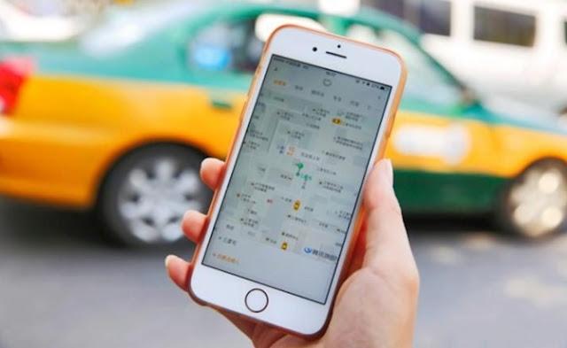 Aplicaciones, Android, Mapas, Uber