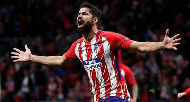 Europa League: Diego Costa's strike dumps Arsenal out, Marseille qualify for final