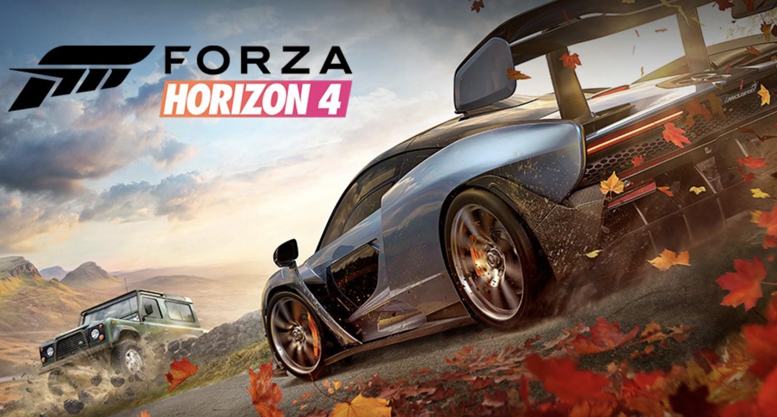 تحميل لعبة forza horizon 2