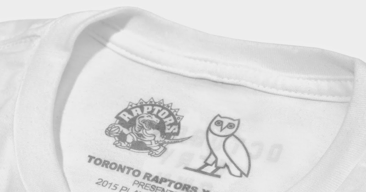 058134eee OCTOBERS VERY OWN  OCTOBER S VERY OWN PRESENTS THE TORONTO RAPTORS 2015  PLAYOFF EDITION TEE