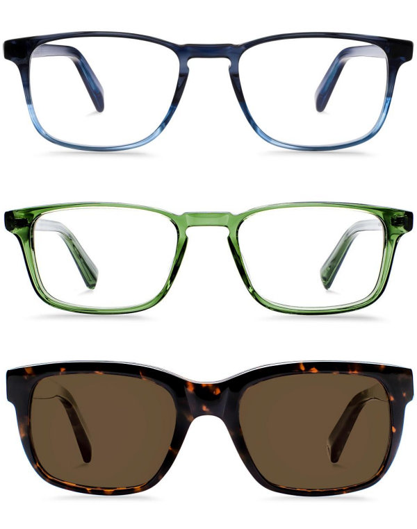 Warby Parker Eyewear   Ridgely's Radar