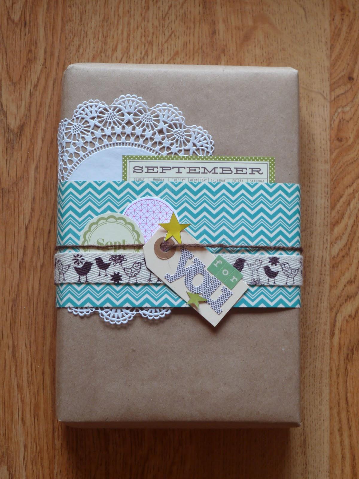 Krafty Kat Giftwrap Goodness Creative Gift Wrap