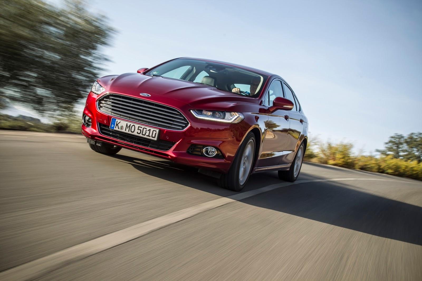 High%2BRes FordMondeo 5Door 09 Η Ford αύξησε 20% τις Ευρωπαϊκές πωλήσεις της και έχει ήδη 12.000 παραγγελίες της νέας Mustang Ford, Ford Mustang, Ford Ranger, Ford Transit, Sales, πωλήσεις