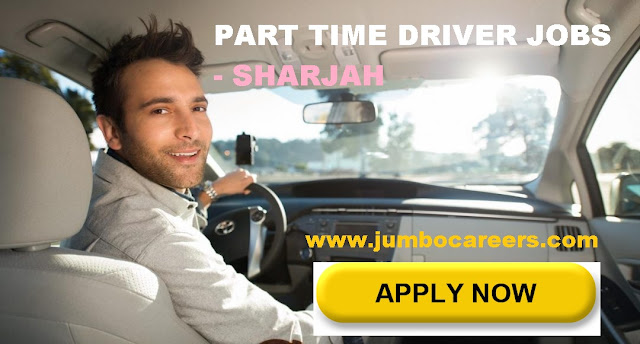 Part time job salary in UAE.