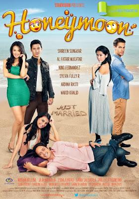 Poster Film Honeymoon