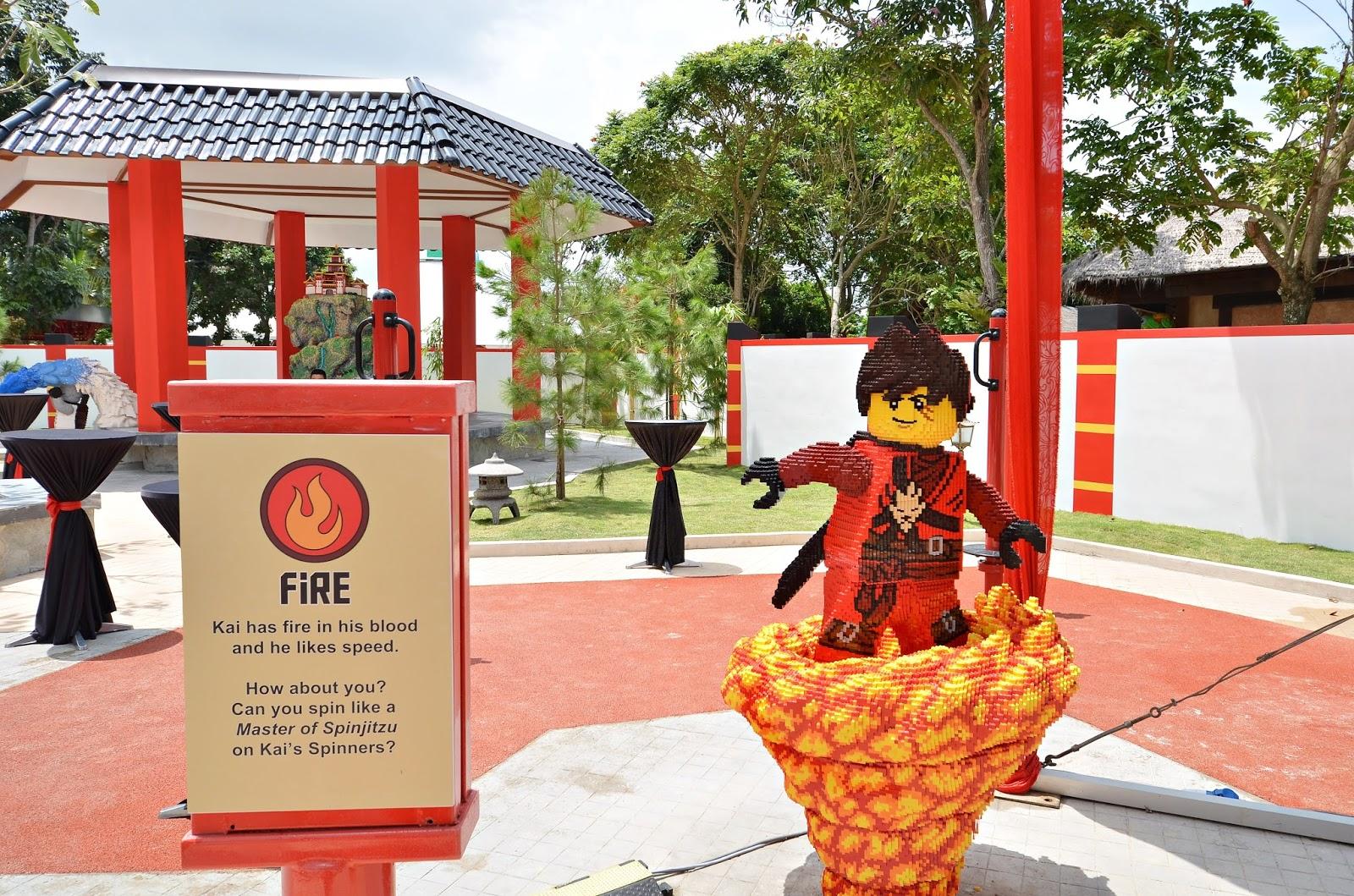 Ashlyn Thia: Legoland Malaysia Resort launched the first ...