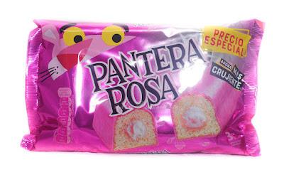 Bimbo Pantera Rosa