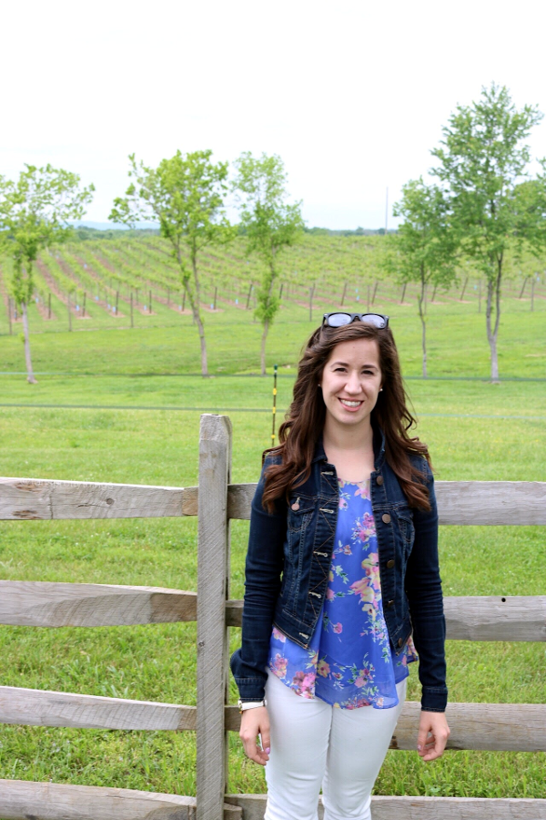 The Winery at Bull Run - Virginia - Tori's Pretty Things Blog