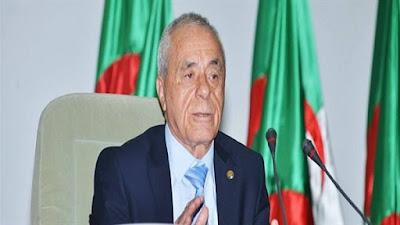 رئيس البرلمان الجزائري