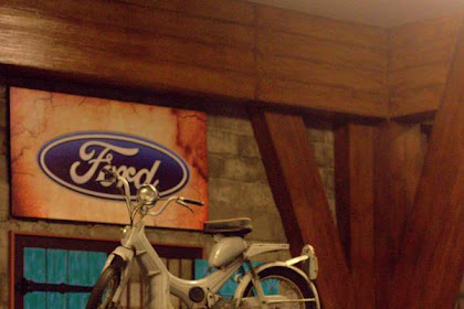 """BSA Dandy 70 : Skuter Tidak Selamanya """"ENDUT"""", Museum Angkut #5"""