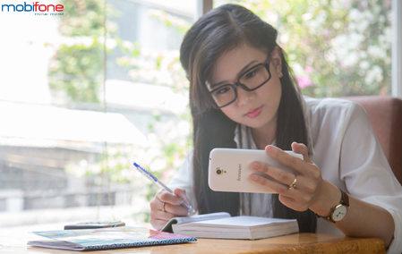 Học tập, giải trí thỏa sức với gói BMIU Mobifone