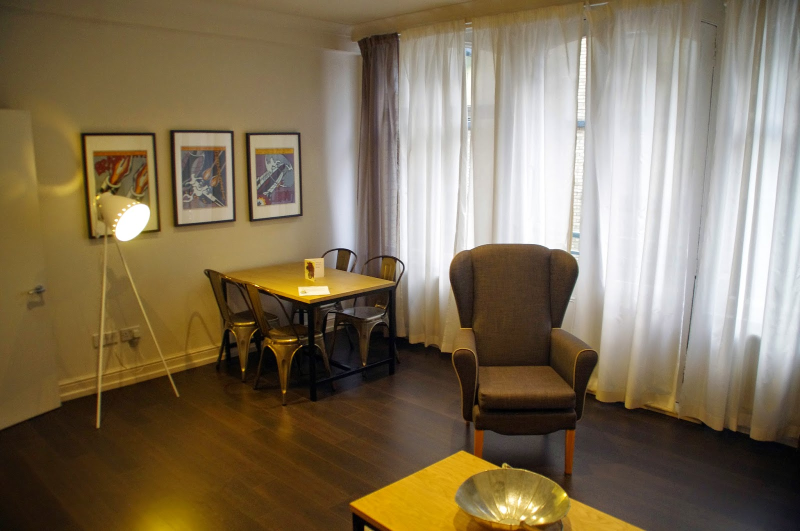 A Luxury Weekend at Go Native City Creechurch Apartments ...